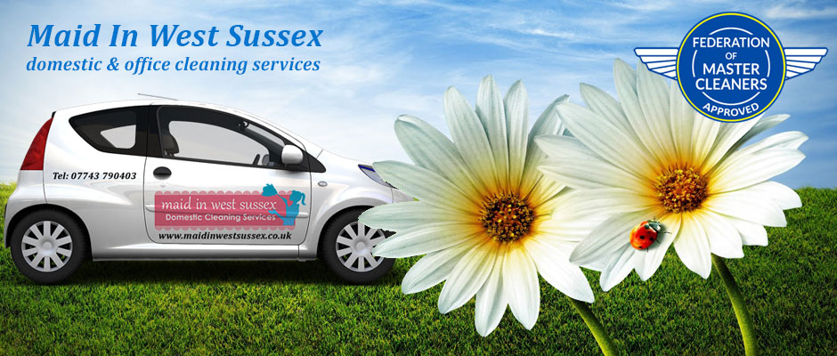 Maid in West Sussex